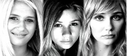 Clary Schroder Jenna Boyd Claire Bowen