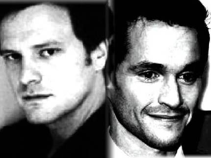 Colin Firth Hugh Dancy