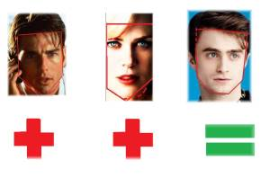 Image result for daniel radcliffe nicole kidman face shapes 101