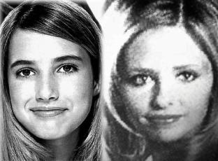 Image result for sarah michelle gellar face shapes 11