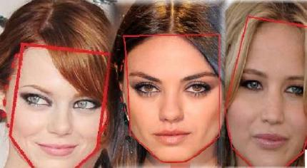 Emma Stone Mila Kunis Jennifer Lawrence full heart