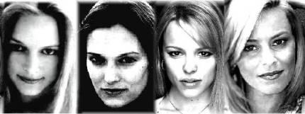 Heather Graham Vinessa Shaw Rachel McAdams Elizabeth Banks