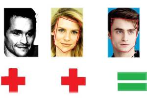 Hugh Dancy Claire Danes Daniel Radcliffe