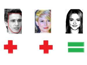 James Franco & Michelle Williams=Dakota Fanning