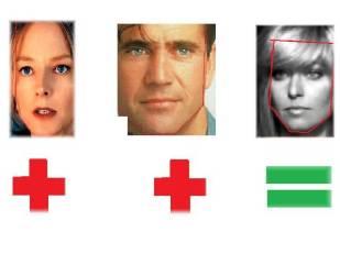 Jodie Foster Mel Gibson Farrah Fawcett