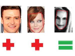 Justin Timberlake Emma Stone Heather Graham