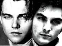 Leo DiCaprio Kevin Zegers (2)