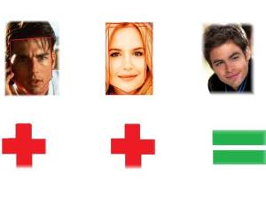 Tom Cruise Kelly Preston Chris Pine