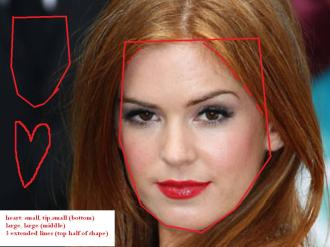 Isla Fisher heart