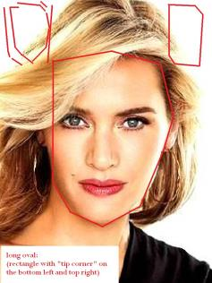 Kate Winslet long oval