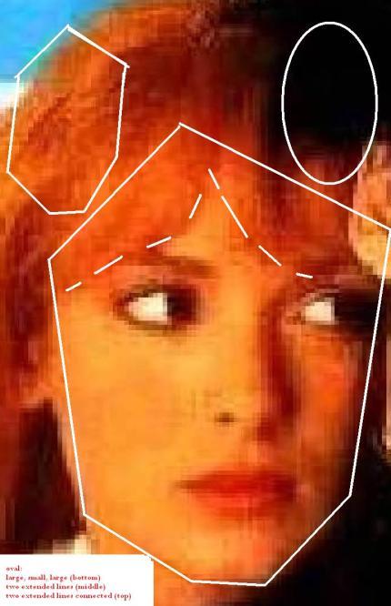 Winona Ryder oval