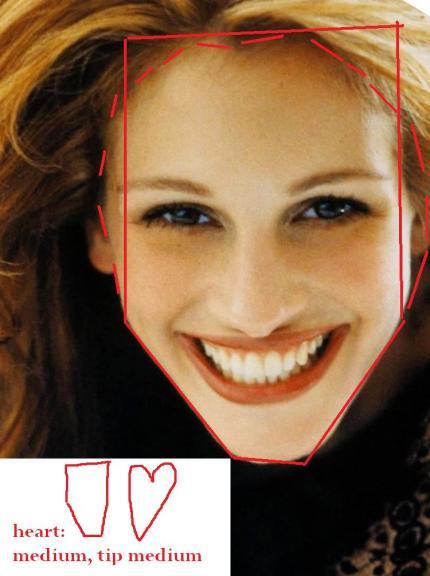 Julia Roberts heart