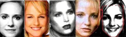 Holly Hunter Helen Hunt Bridget Fonda Ellen Barkin Jamie Lynn Spears