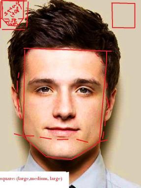 Josh Hutcherson square