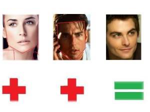 Demi Moore & Tom Cruise=Kevin Zegers