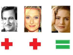 Robin Williams & Caroline Goodall=Jennifer Jason Leigh
