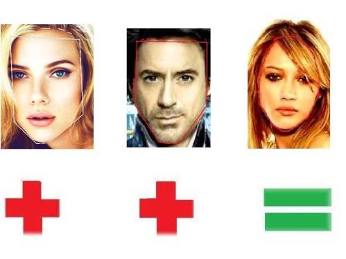 Scarlett Johanson & Robert Downey=Hilary Duff
