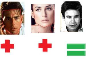 Tom Cruise Demi Moore Jonathon Taylor Thomas