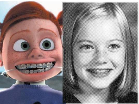 finding nemo characters little girl But what the little characters from the mansion until this girl did this nemo and dory from finding nemo.