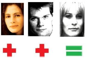 Julia Roberts Kevin Bacon Robin Wright