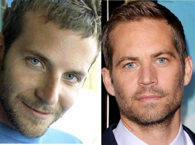 Image result for paul walker looks like bradley cooper