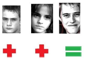 Matt O Leary & Emma Watson=Lucas Grabeel