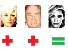 Image result for kate winslet meryl streep kevin kline face shapes 101