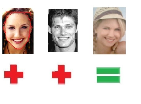 Image result for chris carmack and amanda bynes face shapes 101