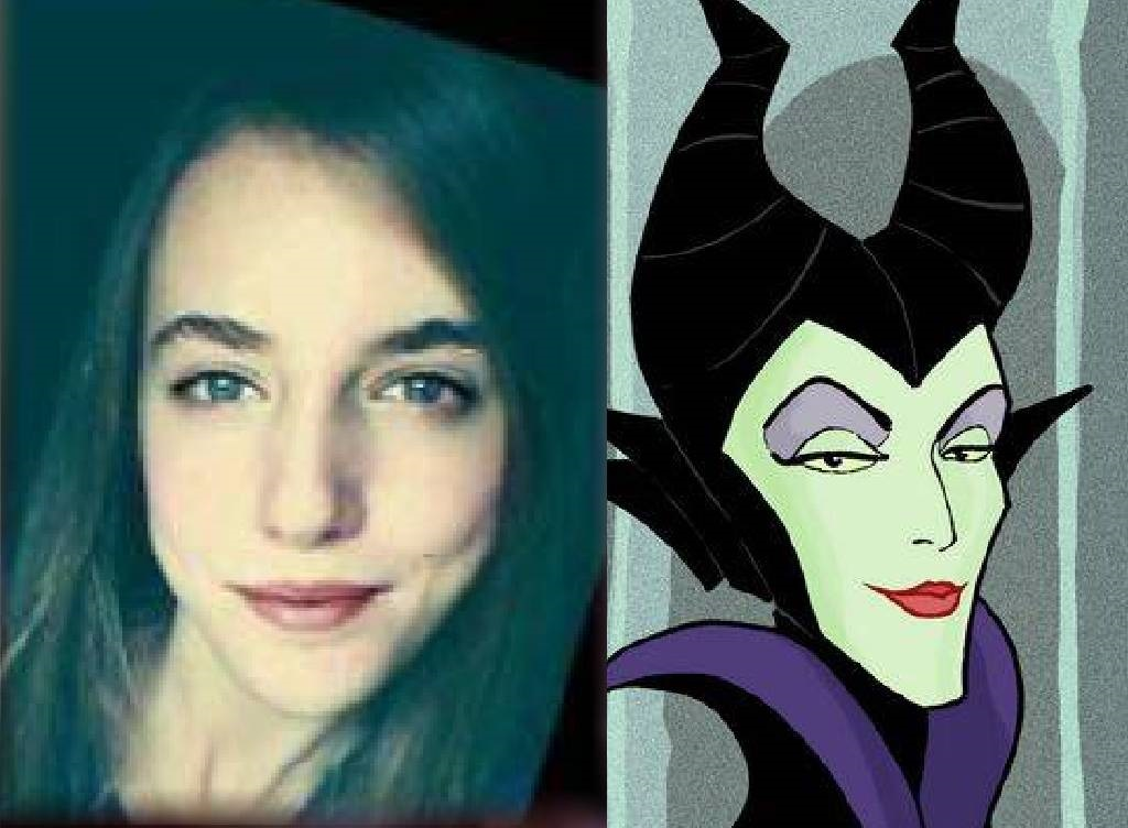 Malificent Unknown Face Shapes 101