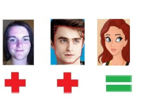 Image result for nicole kidman daniel radcliffe face shapes 101