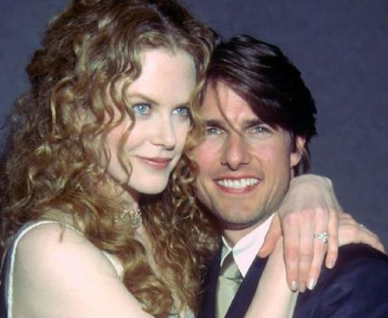 Image result for nicole kidman and tom cruise face shapes 101