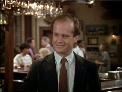 Image result for frasier on cheers