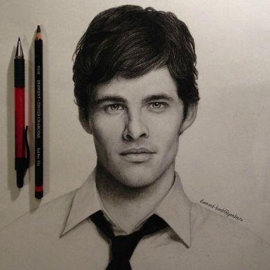 James Marsden finished!✏️🎈 Please tag @james_marsden in comments👇thanks!😃 #drawing#sketch#jamesmarsden#nofilter#instagood#art#artwork#рисунок#арт#painting#film#kino#interstate60#draw