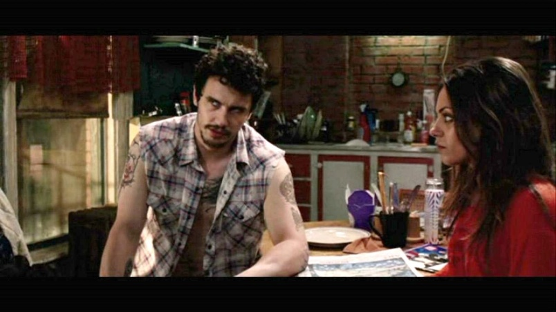 Image result for james franco and mila kunis in date night
